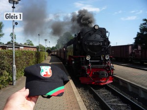 Dampfeisenbahn in Wernigerode