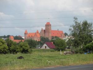 Deutsch-Ordensritterburg in Kwidzyn