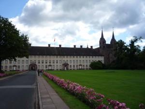 Kloster und Schloss Corvey