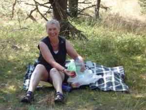 Picknick auf der Kurischen Nehrung