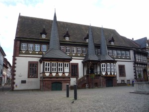 Rathaus von Einbeck
