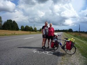 4000 Kilometer