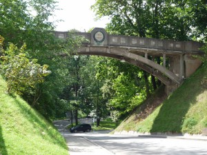 die Teufelsbrücke in Tartu