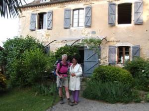 Anne mit Madame Nadette