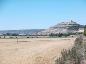 Castrjeriz mit Burg