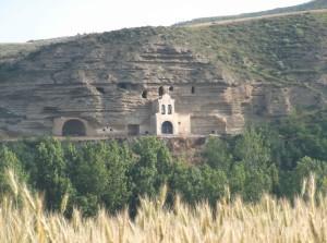 Eisiedelei San Felices bei Espinosa del Camino