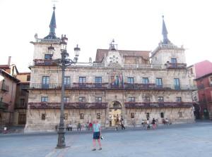 Bau von Gaudi
