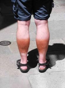 Cappucino Legs