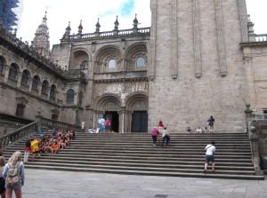Eingang zur Kathedrale
