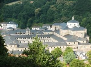 Kloster in Samos