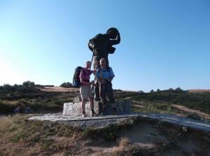 Pilgerdenkmal