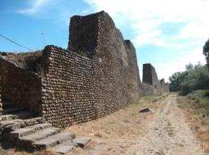 Stadtmauer von Mansilla de las Mulas